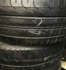 255/45/19 Pirelli P Zero(2шт 6мм лето