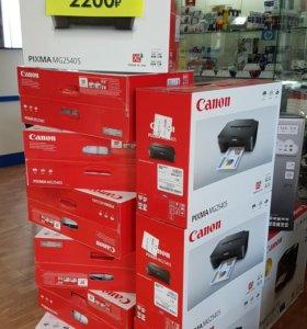 Принтер сканер копир МФУ Canon MG2540S