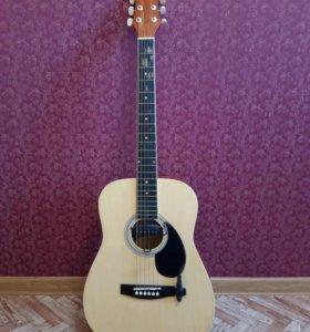 Акустическая гитара COLOMBO LF 3800 N