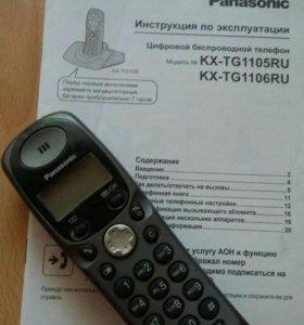 Цифровой беспроводеой телефон Panasonic