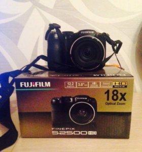 Фотоаппарат fujifilm s2500hd
