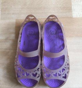 Crocs мыльницы для девочки