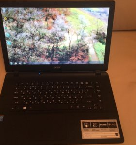 Ноутбук acer es1-511-c9q3