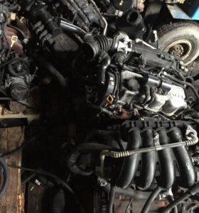 Двигатель Шевроле Авео 1.2