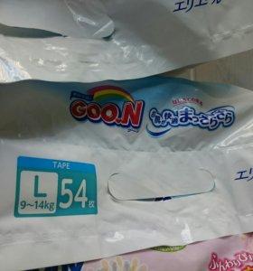 Goon памперсы