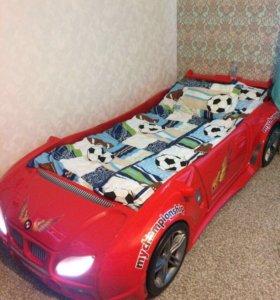 Кровать - машина