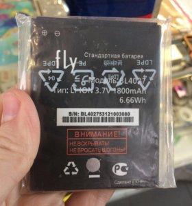 АКБ Fly BL4027