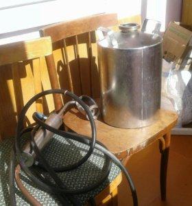 Аппарат для дистилляции воды