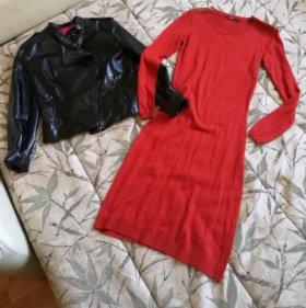 Косуха и платье