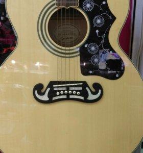 Акустическая гитара Guaranteed EJ-200NA