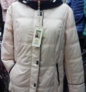 Новая куртка 58 размер