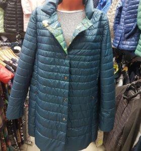 Новая куртка 56 размер