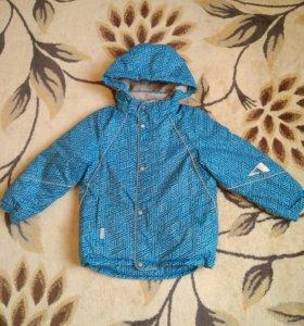 Куртка Oldos зима р.116 см.+