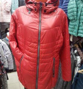 Куртка новая 54-56 размер