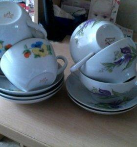 Чайные пары,чайники