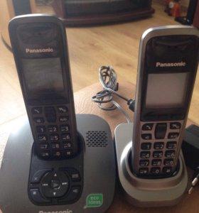 Радио телефон Panasonic,мод KX-TG6421RU.