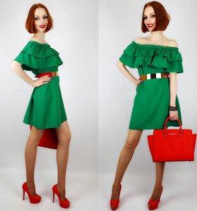 Новые платья туники