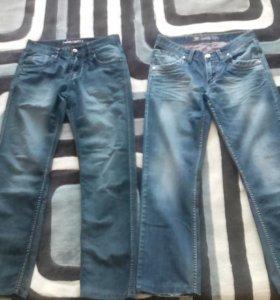Муж.джинсы 500 за пару