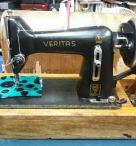 Винтажная швейная машинка VERITAS