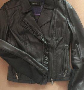 Кожаная куртка Тото