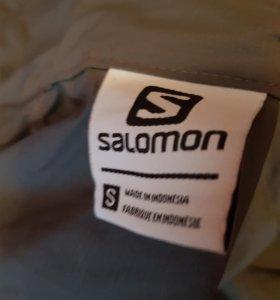Куртка salomon Fast Wing Hoodie.