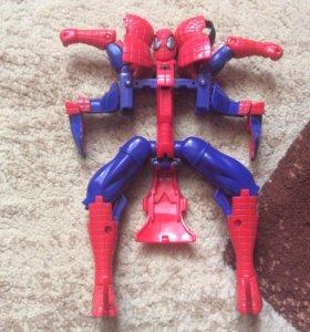 Трансформер человек-паук