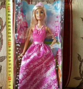 Новая кукла Барби Принцесса