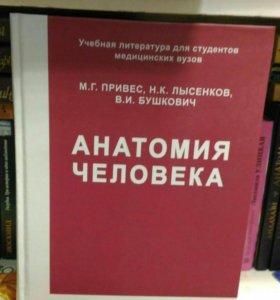 М. Г. Привес и др. Анатомия человека