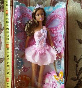 Новая кукла Барби Фея