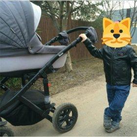 Коляска 2 в 1 bebe-mobilе