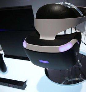 Vr шлем Sony ps4 PlayStation 4 ps 4 аренда прокат