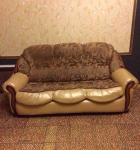 Ремонт перетяжка мягкой мебели стульев пуфов