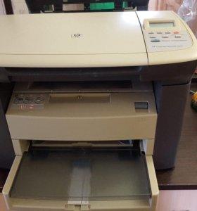 Лазерный принтер 3 в 1 HP LaserJet M1005MFP