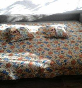 Комплект для детской кровати 1,5 сп