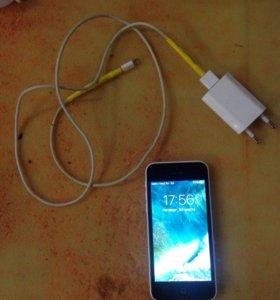 Айфон 5с на 8гб