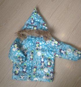 HUPPA куртка зимняя
