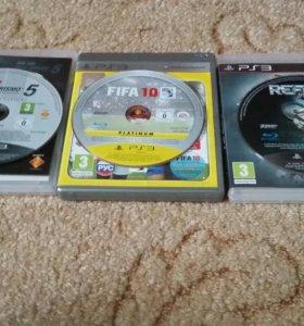 Диски на PS 3