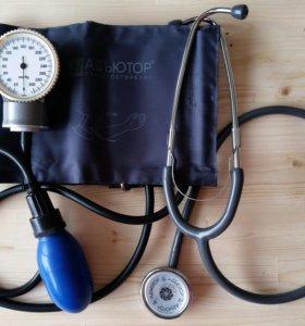 Комплект для измерения артериального давления