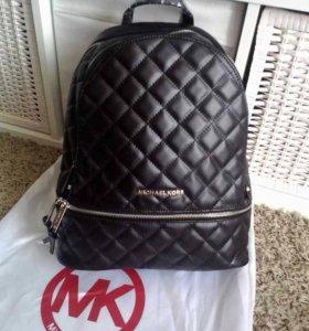 рюкзак michael kors женская сумка майкл корс кожа