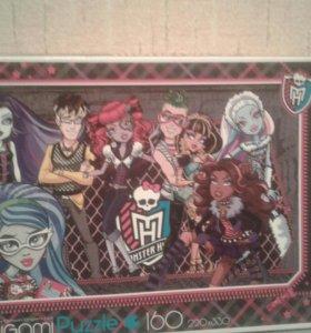 """Пазлы """"Monster High"""""""