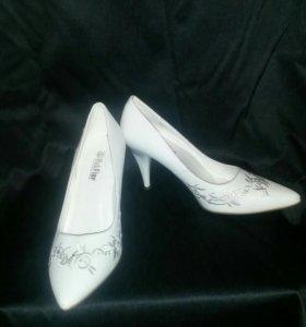 Новые свадебные туфли СРОЧНО