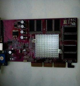 Видеокарта GeForce4 MX440