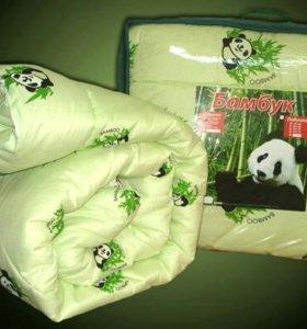 Продаю одеяло бамбук 200х220 см