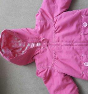 Курточка Mothercare 9-12 мес.