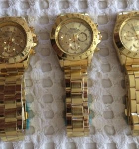 Rolex Daytona Gold