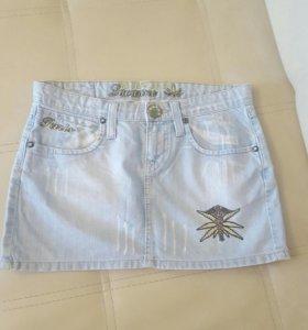 Юбка джинсовая Lacarino