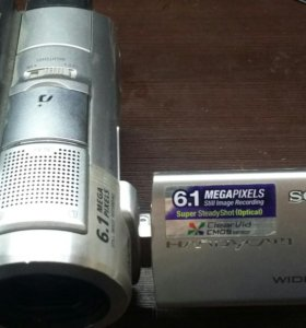 Видеокамера Sony dcr - dvd508e