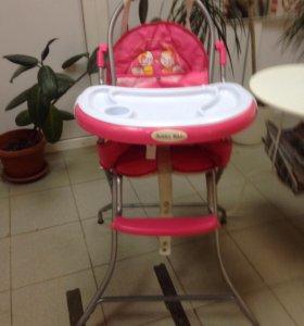 Обеденное детское кресло