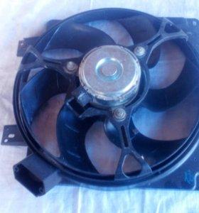 Вентилятор радиатора охлаждения для а/м