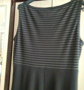 Длинное платье 48 р
